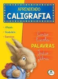 Livro Aprendendo Caligrafia- Palavra Brasileitura