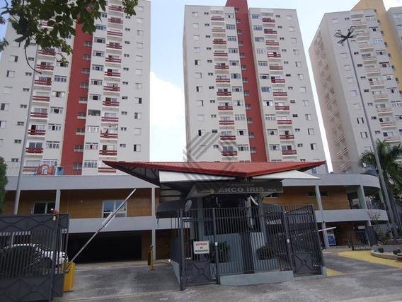 Apartamento Com 2 Dormitórios À Venda, 60 M² Por R$ 190.000 - Parque Três Meninos - Sorocaba/sp - Ap2909