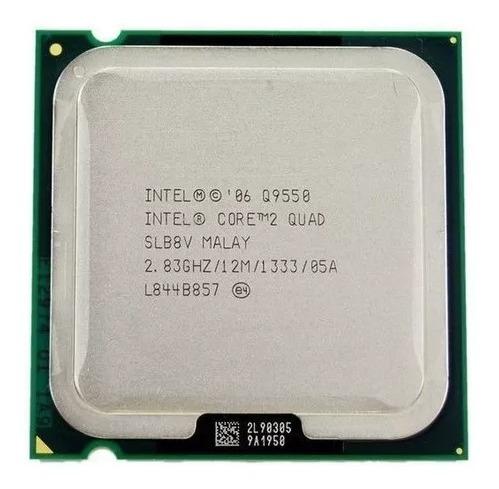 Processador Intel Core2quad 2,83ghz Modelo Q9550 Lga775