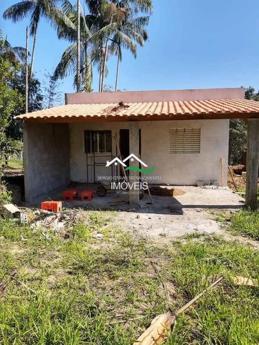 Imagem 1 de 10 de Chácara Com 2 Dorms, Centro, Itariri - R$ 175 Mil, Cod: 556 - V556