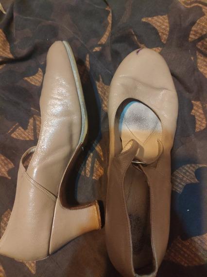 Zapatos De Danza Jazz/tango, Tap, Folclore