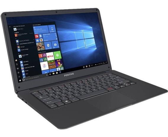 Notebook Positivo Intel Quad Core 2gb Ssd 32gb