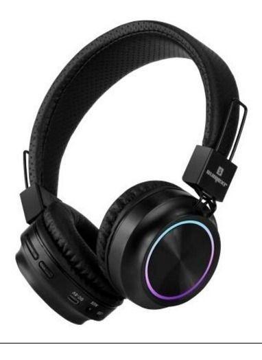 Headphone Bluetooth Sem Fio Sumexr Sly-06 Microfone Fm Sd