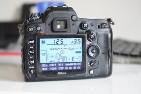 Nikon D7000 Sem Lente! Somente Corpo (mais De 150k)