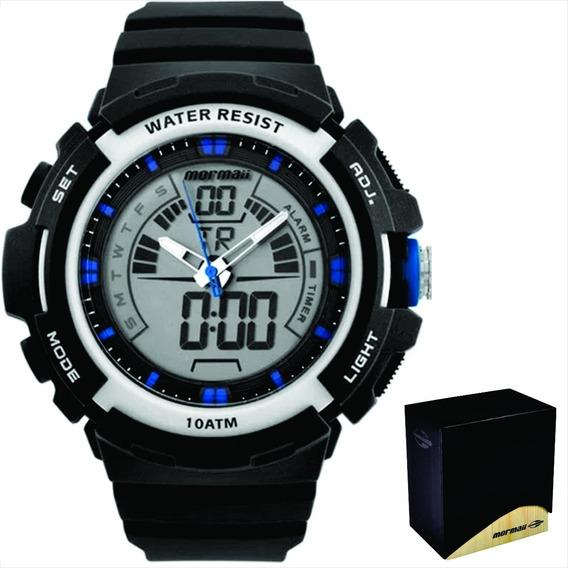 Relógio Mormaii Masculino Original Garantia Nf Moad08902/8a
