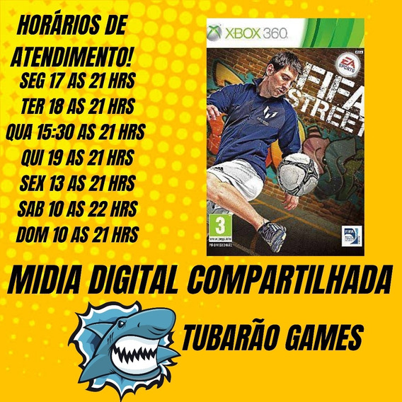 Fifa Street Mídia Digital Xbox 360