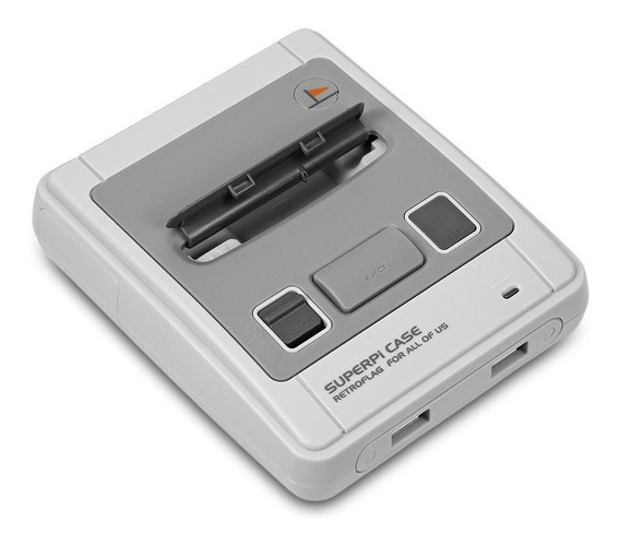 Case Retroflag Super Famicom