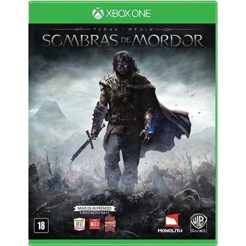 Terra-média: Sombras De Mordor - Xbox One Mídia Física