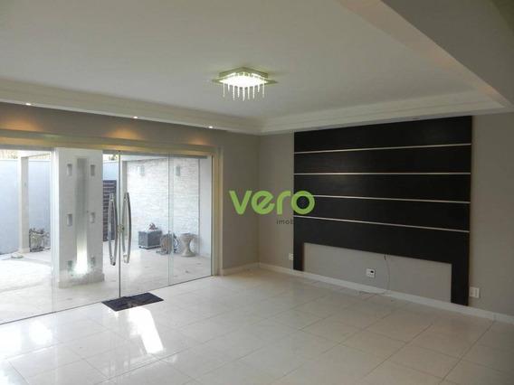 Casa Com 3 Dormitórios Para Alugar, 206 M² Por R$ 2.600/mês - Jardim Colina - Americana/sp - Ca0131