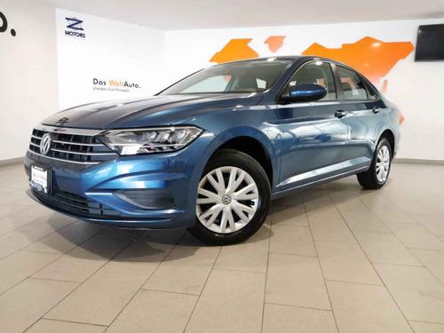 Imagen 1 de 15 de Volkswagen Jetta 2020 4p Trendline L4/1.4/t Aut