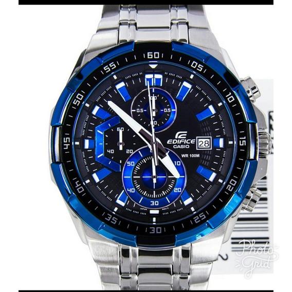 Reloj Casio Edifice Efr-539d-1a2v Original ( Solo Pedido)