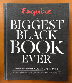 Livro Esquire The Biggest Black Book Ever