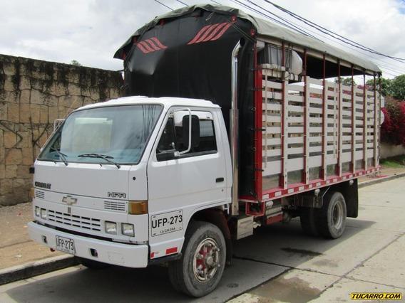 Camion Estacas Chevrolet Npr