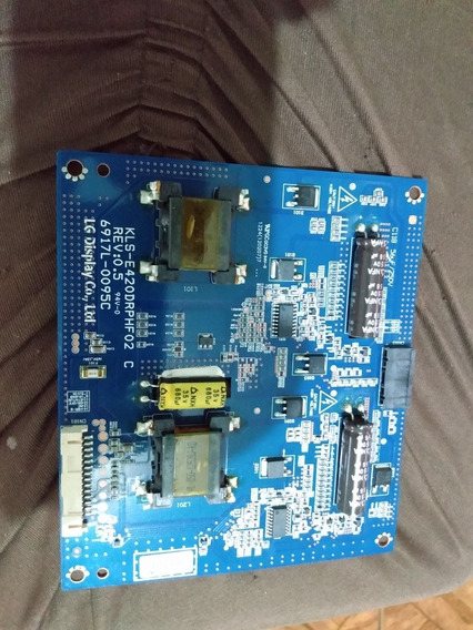 Placa Inverter Tv Lg 42ls3400