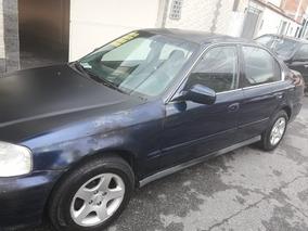 Honda Civic 1.6 Lx 4p 2000