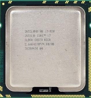 Processador Intel Core I7 920 2.66ghz 8m 4.80 08 Slbej