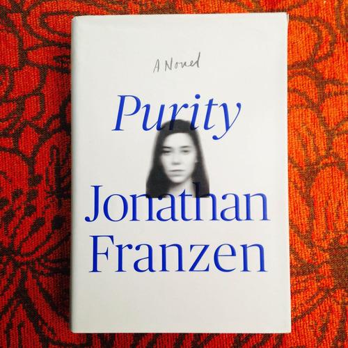 Imagen 1 de 1 de Jonathan Franzen.  Purity.
