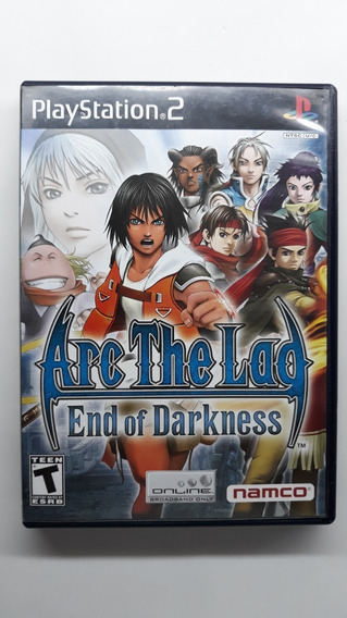 Arc The Lad End Of Darkness Original - Ps2 - Playstation 2