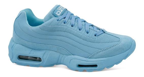 Capa De Ozono Tenis Sport Casual Urbano Sneakers 6610601