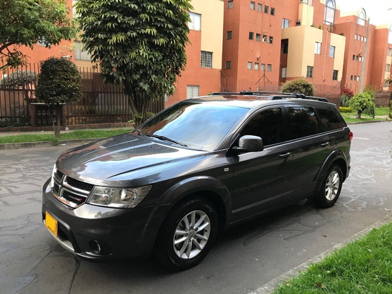 Dodge Journey Sxt 3600 Cc 7 Puestos At