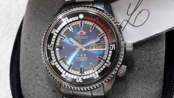 Relógio Orient Kd, O Cebolão Automático - Lindo !