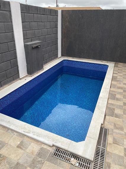 Casa Com Piscina Só R$ 169 Mil Condomínio Em Itanhaém 8093 C