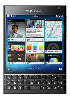 Blackberry Passport 32gb Factory Desbloqueado (sqw100-...