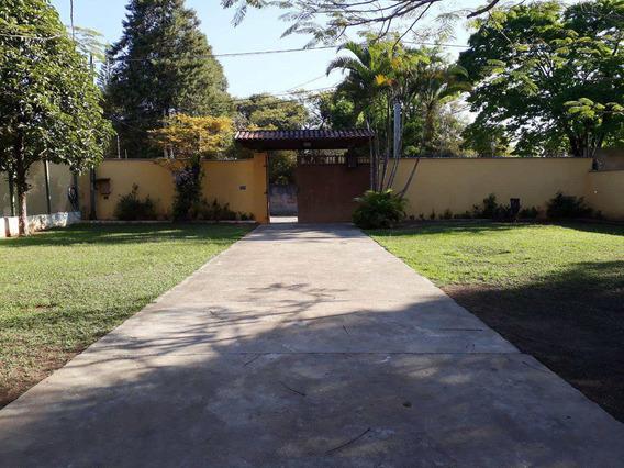 Chácara Com 3 Dorms, Churrasqueira, Piscina. - V2797