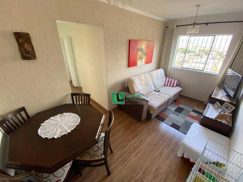 Imagem 1 de 10 de Apartamento Com 2 Dormitórios À Venda, 60 M² Por R$ 280.000,00 - Limão (zona Norte) - São Paulo/sp - Ap1205