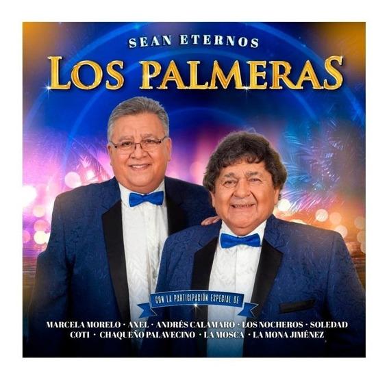 Cd Los Palmeras Sean Eternos Open Music L-
