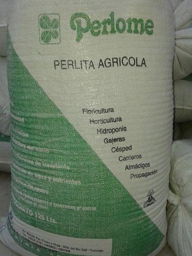 Perlita Perlome Perlita Agrícola 125 Lts Calidad Envios