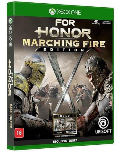 Imagem 1 de 7 de For Honor - Marching Fire Edition Xbox One [ Original ]