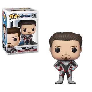 Funko Pop! Iron Man Tony Stark (endgame) #449