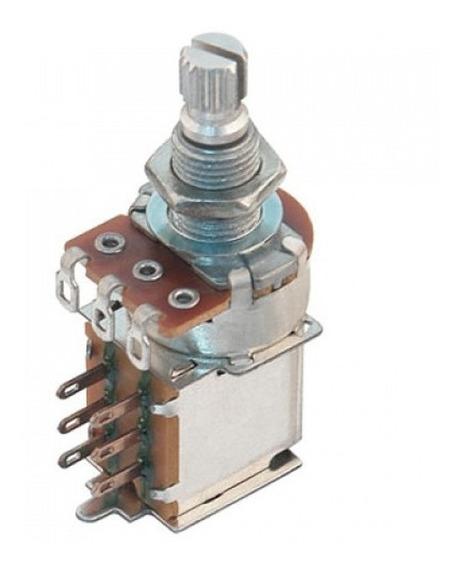 Potenciometro Push/pull B500k-i Vlpp1 Unitário Para Guitarra