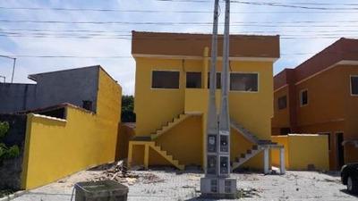 Casa Em Itanhaém Ficando Lado Serra Com 140m² Total Ref 4751