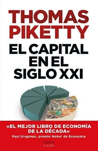 El Capital En El Siglo Xxi - Thomas Piketty
