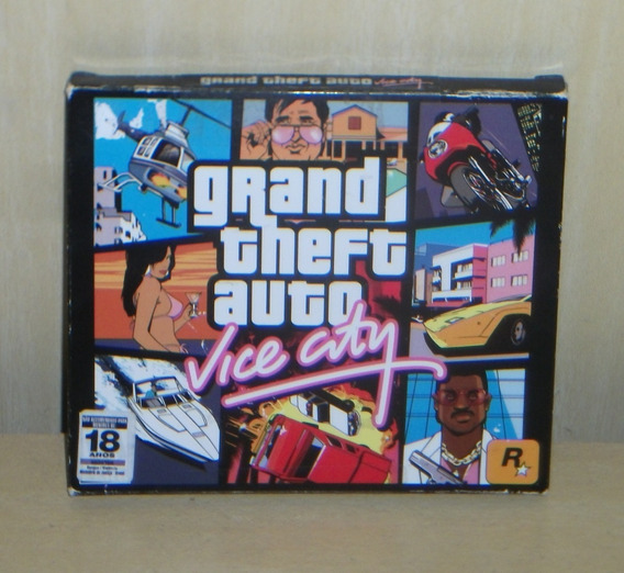 Gta - Vice City / Grand Theft Auto - Vice City - Pc