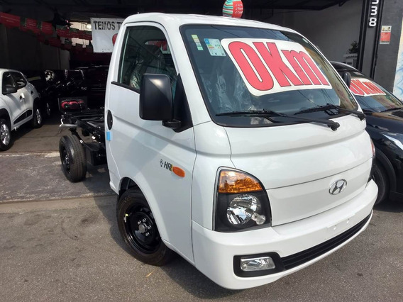 Hyundai Hr 2.5 Hd Cab. Curta S/ Carroceria Tci 2020 0km