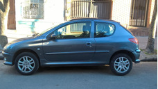 Peugeot 206 Xs Full Service Completo Titular