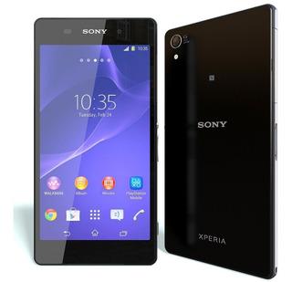 Sony Xperia Z2 Quad Core 2.3ghz 3gb Ram 4k 20.7mp 4g D6503