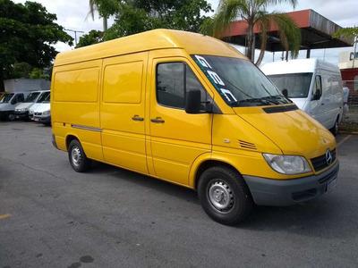 Sprinter 313 Furgao 2010 Financio Troco Ou A Vista