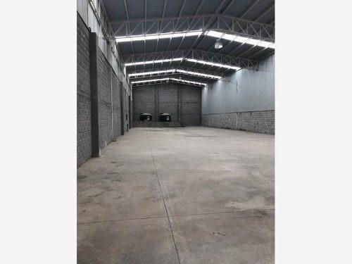 Bodega Industrial En Renta Santa Teresa
