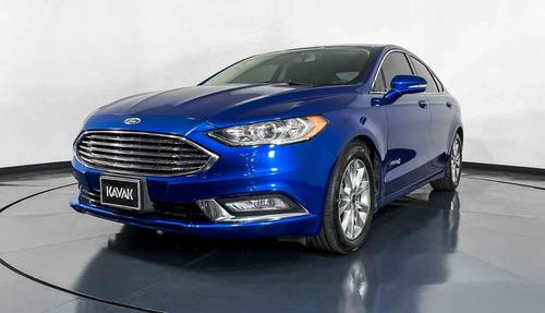 Imagen 1 de 15 de 40342 - Ford Fusion 2017 Con Garantía At