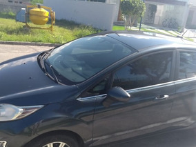 Ford New Fiesta Sed. 1.6 Flex 4p