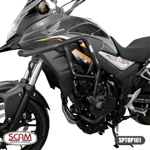 Protetor Motor Carenagem Honda Cb500x 2013+ Sptop101 Scam