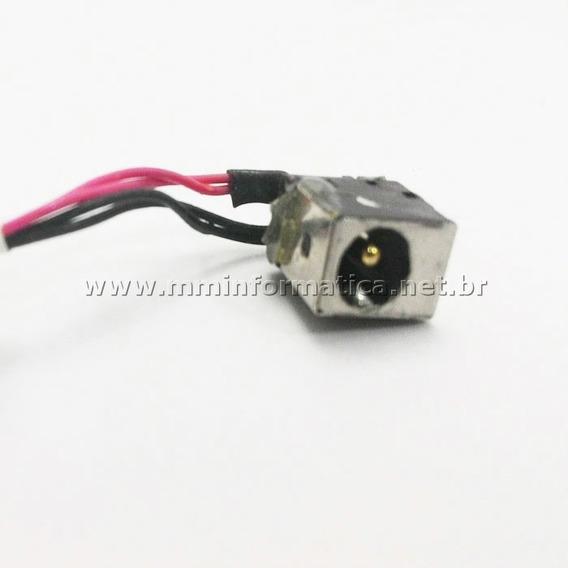 Power Jack Netbook Acer Aspire One D250 - Kav60
