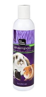Shampoo Liquido Para Conejos All Living Things Conejillos