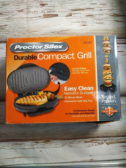 Compact Grill Proctor Silex