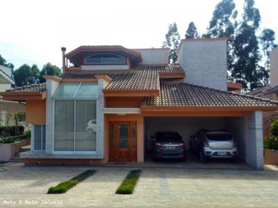 Casa Em Condomínio Para Venda Em Bragança Paulista, Condomínio Vereda América - 1048