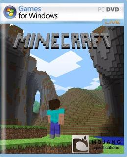 Minecraft Original Pc Actualizable (compatible Con Mod)2018
